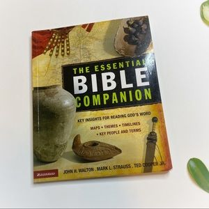 The Essential Bible Companion: Key Insights for —-